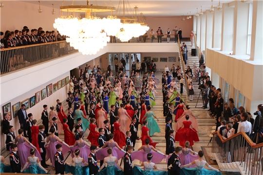 Городской фестиваль-конкурс «Вальс Победы», посвященный 74-й годовщине Победы в Великой Отечественной войне