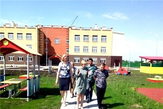В Чебоксарах состоялось рабочее совещание на строящемся объекте в микрорайоне «Соляное»