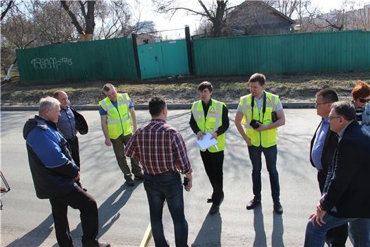 До 20 мая в Чебоксарах продлен прием заявок на участие в работе общественной комиссии по контролю за ремонтом дорог