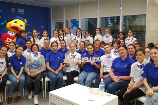 В Чебоксарах открыли городской волонтерский центр