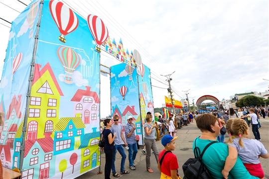 В парке им. 500-летия Чебоксар откроется «Город детской мечты»