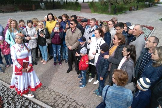 В День России в Чебоксарах пройдет бесплатная пешеходная экскурсия «Нарспи. Истории и легенды»