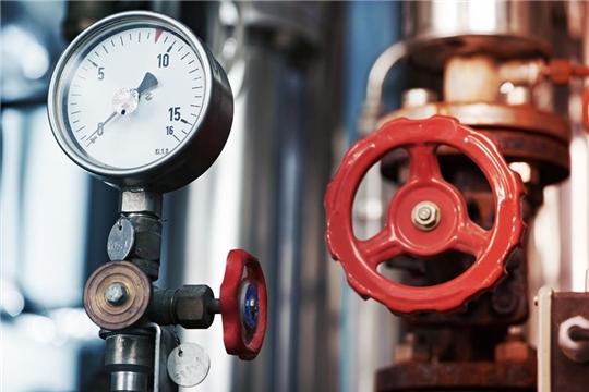 В Чебоксарах проводятся испытания и ремонты тепловых сетей
