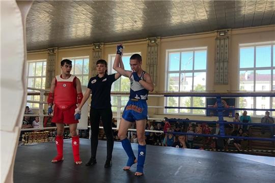 Три золотые медали завоевали чебоксарские тайбоксеры на открытом турнире Ульяновской области по тайскому боксу