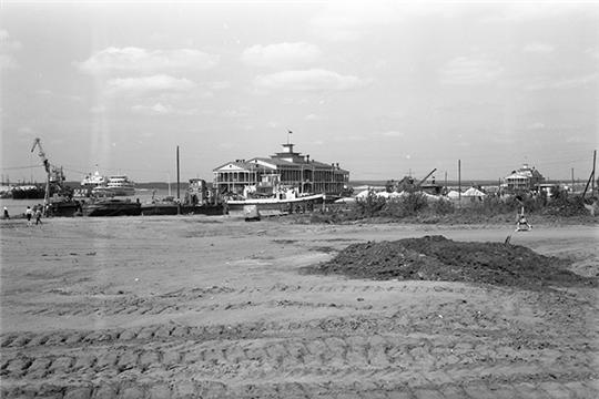 История 550-летнего города: Чебоксарский залив