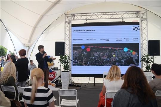На Московской набережной 27 июня в 18-00 откроется «Лекторий на Волге». Первую лекцию проведет директор гимназии №5 Инна Исаева