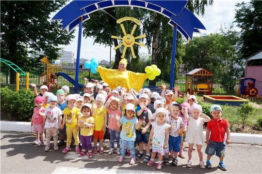 В чебоксарские детские сады поступят около 10 тысяч воспитанников
