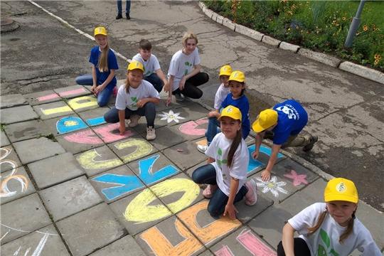В Чебоксарах продолжают работать лагеря при центрах детского творчества и группы кратковременного пребывания детей