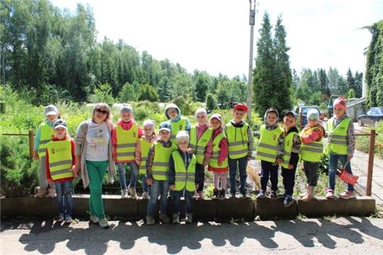 Экскурсии по городу Чебоксары для юных горожан продолжаются