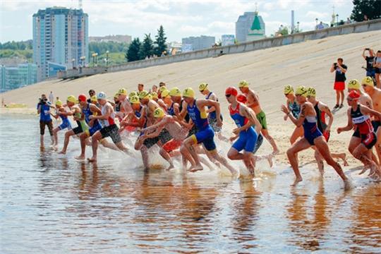 В Чебоксарах на Московской набережной 17 июля состоятся всероссийские соревнования «Чебоксарский акватлон»