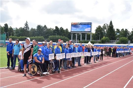 Чебоксарские добровольцы помогают в организации и проведении всероссийских мероприятий