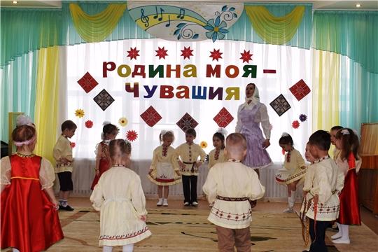 В чебоксарском детском саду прошел парад достижений «Я могу!»