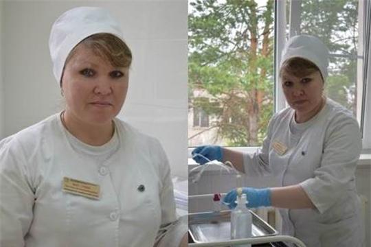 «550 историй о Чебоксарах»: более двух десятков лет Оксана Макарова работает в системе здравоохранения