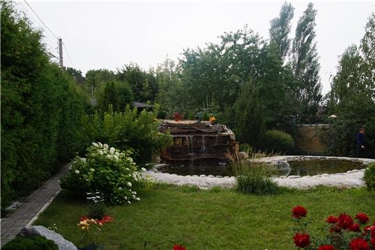 В Ленинском районе г.Чебоксары состоялся объезд объектов, представленных на конкурс по лучшему озеленению и благоустройству территории
