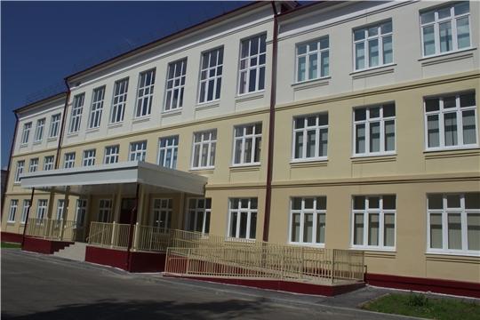 Новый корпус столичной школы 61 готовится к открытию
