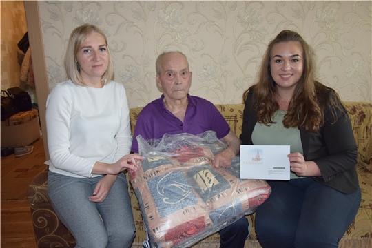«550 историй о Чебоксарах»: человек труда Николай Колпаков принимает поздравления по случаю 90-летнего юбилея