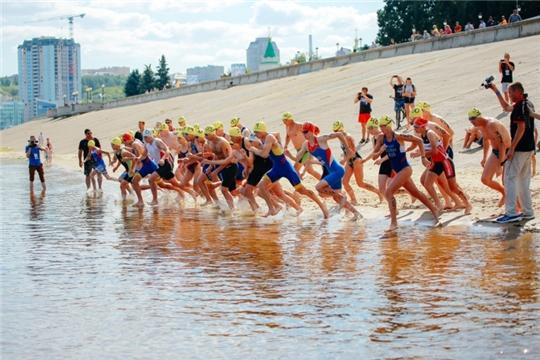 В Чебоксарах в рамках празднования 550–летнего юбилея состоится Чемпионат и первенство России по акватлону