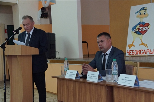 «Открытый город»: конструктивный диалог с властью состоялся в Новоюжном районе Чебоксар