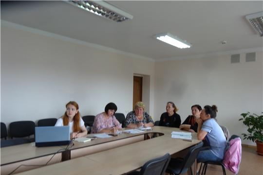 В Заволжском территориальном управлении состоялось заседание организационного комитета по подготовке к праздничным мероприятиям 550-летнего юбилея Чебоксар