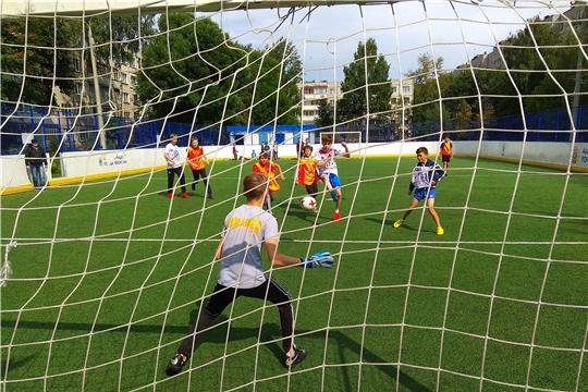 Лето-2019: турнир по мини-футболу к 550-летию города Чебоксары
