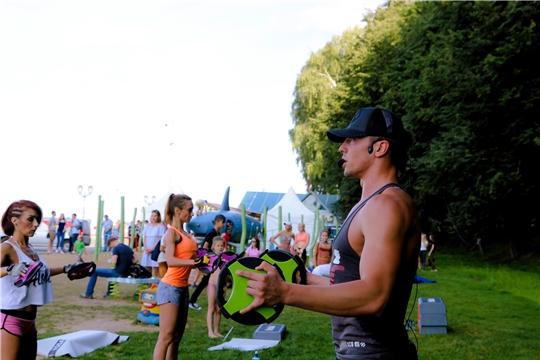 11 августа на Московской набережной состоится фитнес-конвенция «Здоровье на Волге»