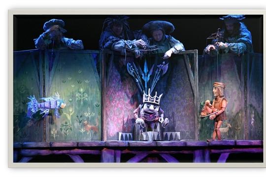 На Московской набережной пройдут показы кукольных спектаклей от зарубежных артистов
