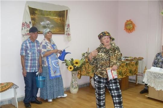 Чебоксарам - 550: в ТОС «Залив» прошел гастрономический праздник для старшего поколения