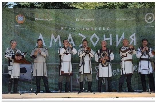 Площадки Московского района г. Чебоксары приглашают отметить День города