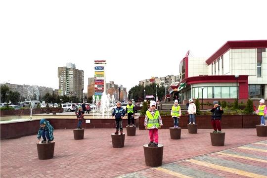 «Что я знаю о родном городе»: для воспитанников детских садов организован квест по уголкам родного города