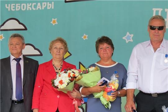 Чебоксарам 550: Эстафету Дня города принял парк им. А.Г. Николаева