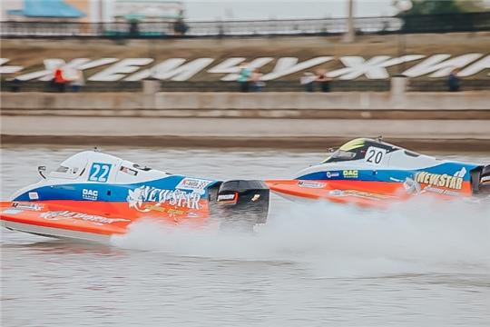 В рамках 550-летия города Чебоксары выступят Чемпионы мира по водно-моторному спорту