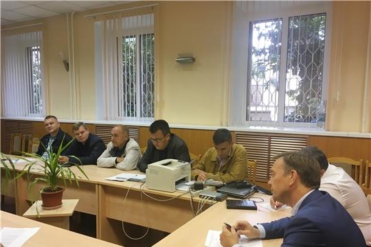 Дорожники и общественники обсудили вопросы ремонта и реконструкции дорог в Чебоксарах