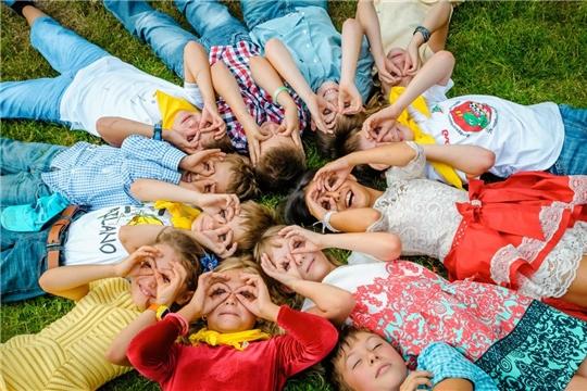 За лето в оздоровительном лагере комплексного центра г. Чебоксары отдохнули 120 детей