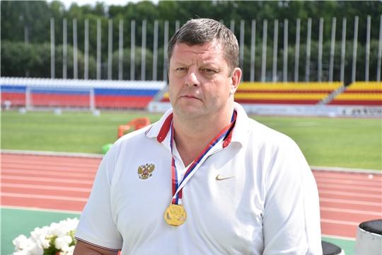 Иван Скрынник стал бронзовым призером международных соревнований по легкой атлетике среди инвалидов