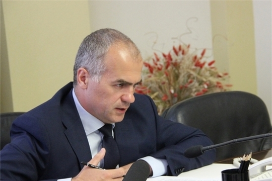 Глава администрации Чебоксар Алексей Ладыков проведет прямую линию 12 сентября
