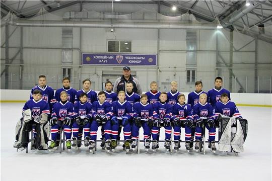 Чебоксарский хоккей: в новом сезоне заявлены четыре команды «Чебоксары юниор» ЮХЛ