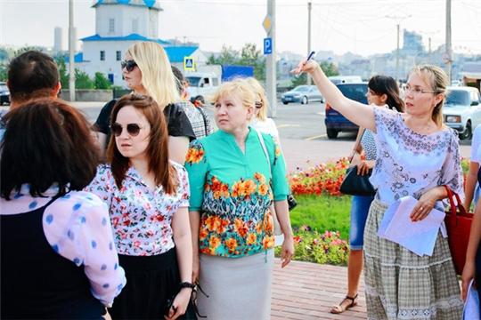 Экскурсии «Сердце города» будут проводиться в Чебоксарах  14, 21 и 28 сентября