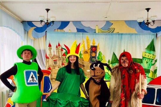 Парк «Лакреевский лес» приглашает на детский спектакль по ПДД