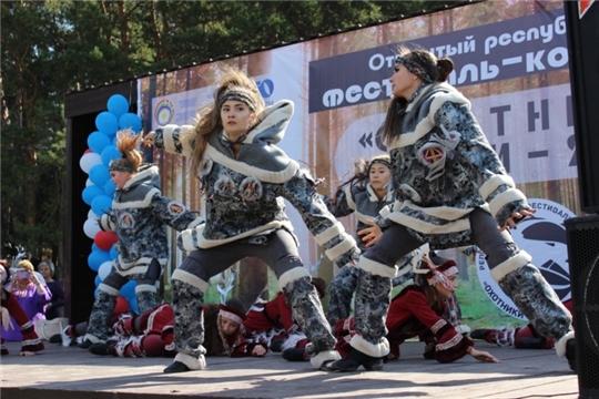 Впервые в Заволжье прошел республиканский фестиваль-конкурс «Охотники-Чувашии 2019»
