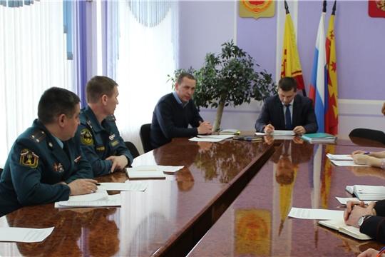29 марта 2019 года состоялось заседание антитеррористической комиссии города Канаш