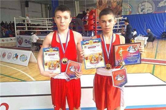 Боксер города Канаш выигрывает отборочный турнир для участия в первенстве России