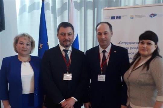 Делегация от Чувашской Республики приняла участие на семинаре в Астрахани