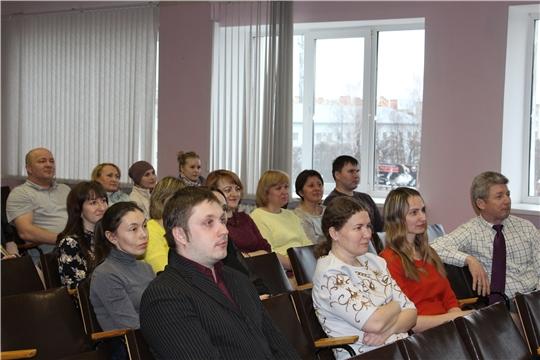 В администрации города прошли публичные слушания