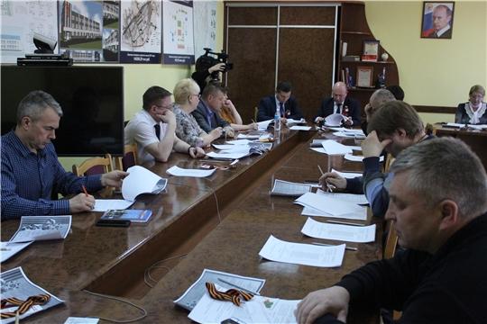В администрации города прошло заседание Собрания депутатов VI созыва