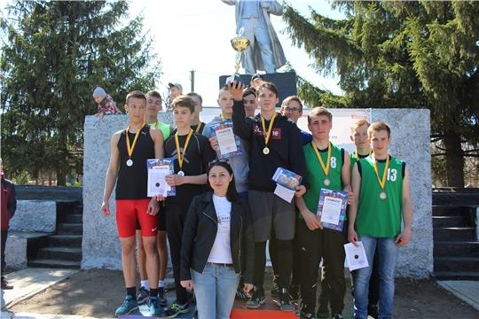 Легкоатлетическая эстафета на призы газет «Канаш» и «Канаш ен»