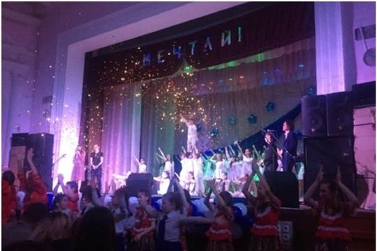 В доме детского творчества состоялся праздничный отчетный концерт