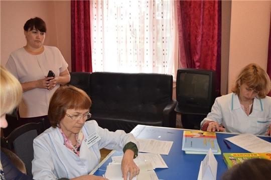 Бригада республиканских специалистов посетила канашский комплексный центр социального обслуживания населения