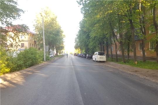 Проведен проверочный этап работ по ремонту автомобильной дороги по ул. Чкалова
