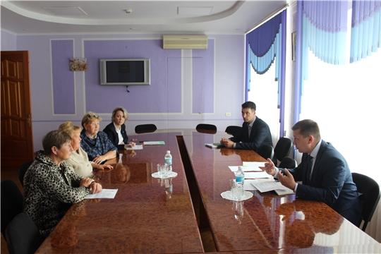 В администрации состоялся прием граждан по личным вопросам