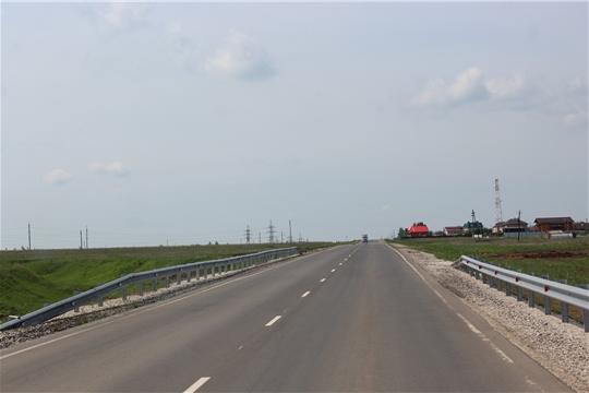 Автомобильная дорога по ул. Машиностроителей - автодорога «Аниш» открыта для проезда большегрузного транспорта
